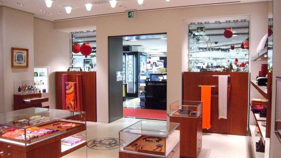 Shops renovation