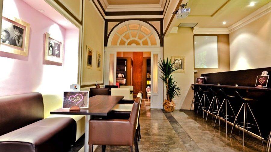 reformas de restaurantes cafe the quiero bar