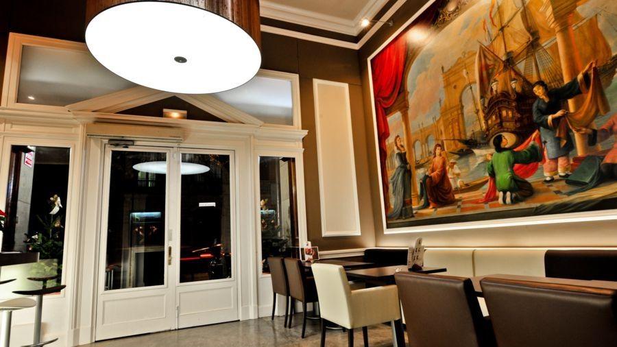 reformas de restaurantes zona comedor