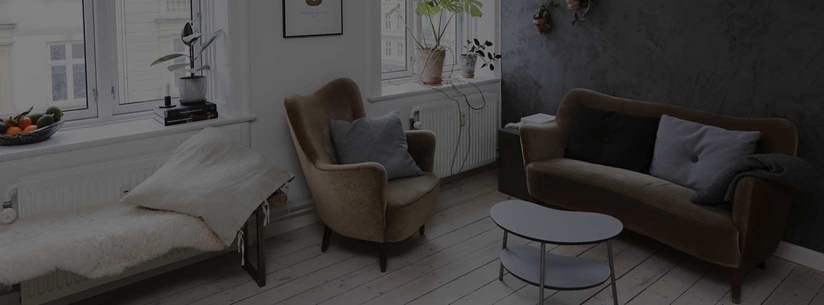 Diseño de oficinas inmobiliarias, espacios sofisticados