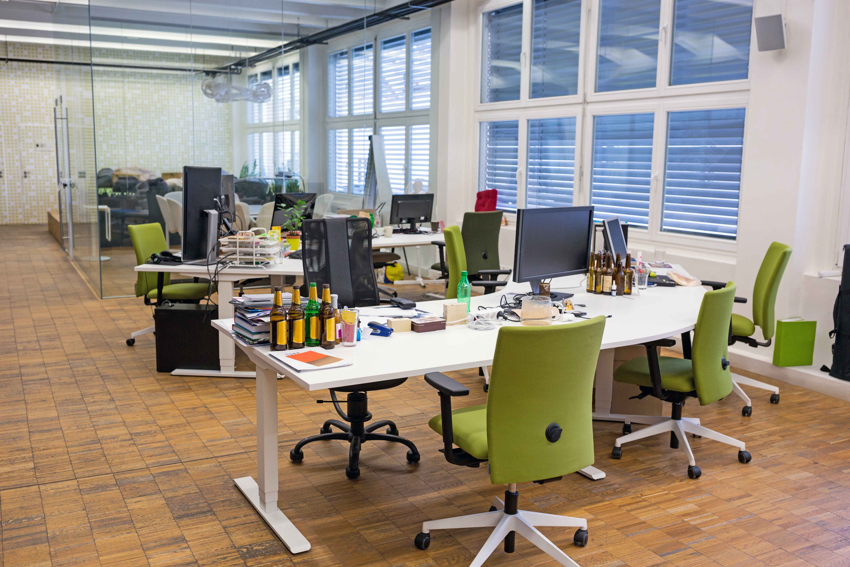 Dise o de oficinas startups prodeca barcelona reformas integrales - Oficina de cambio barcelona ...