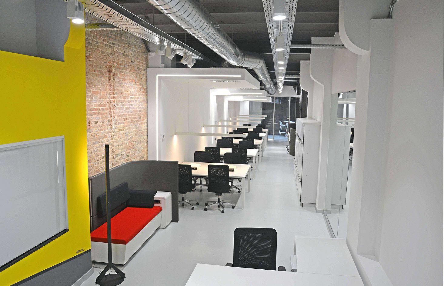 Reformas de oficinas en barcelona prodeca barcelona for Reformas oficinas barcelona