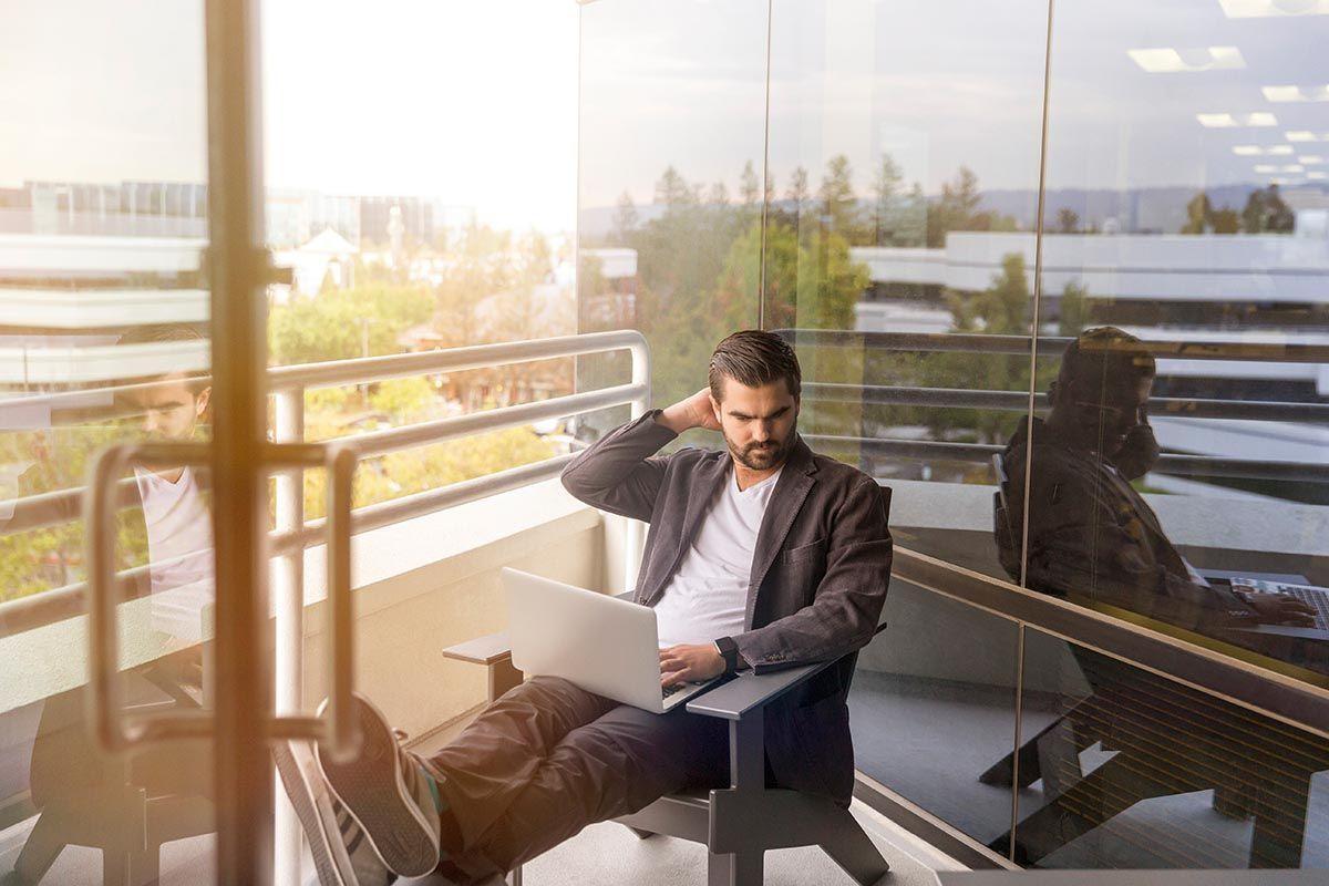 reformas integrales de oficinas trabajo experiencial