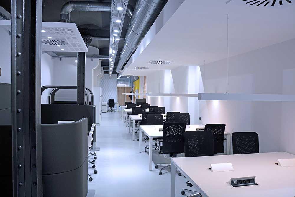 Reformas de oficinas en barcelona prodeca barcelona for Reformas de oficinas