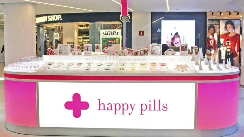 Stand Happy Pills Frontal